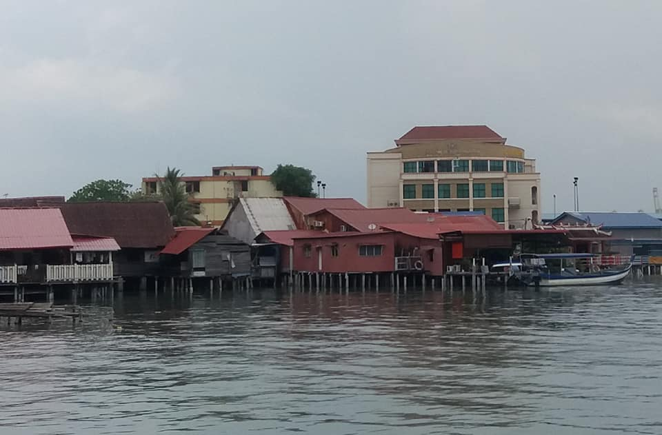 Clan jetties of Penang.